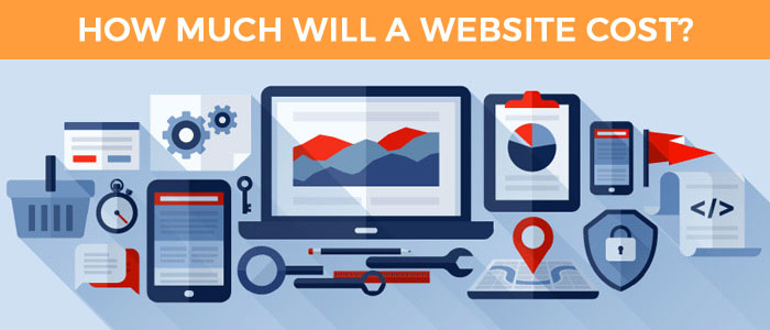 How Much Will a Website Cost