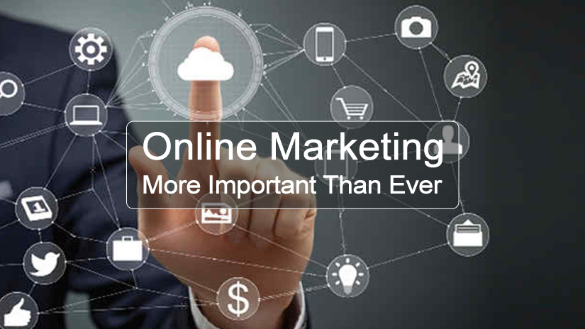 Online Marketing More Important Than Ever