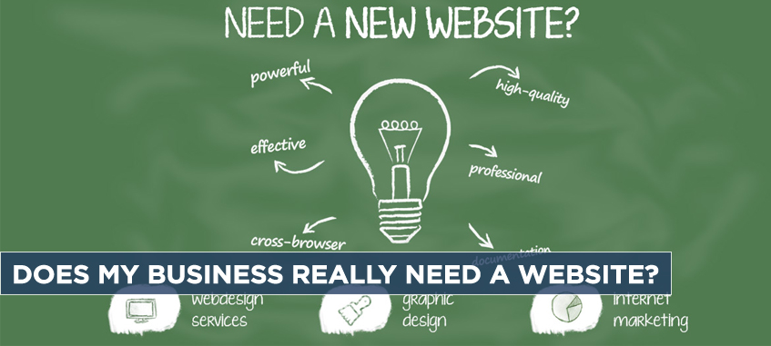 Does My Business Really Need a Website
