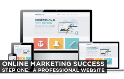 Step-One-A-Professional-Website