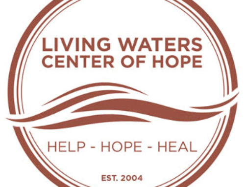 Living Water Lowell Logo