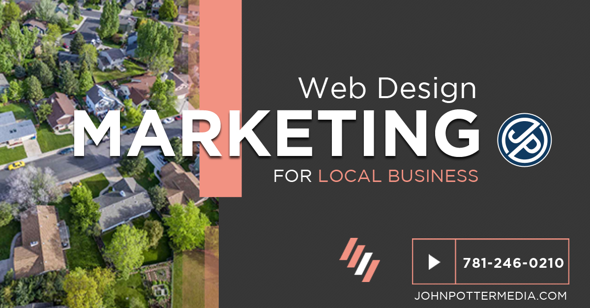 John Potter Media - Web Design & Online Marketing World class web design Call us at 978-808-3428 or visit our website at www.JohnPotterMedia.com