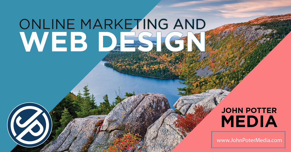 John Potter Media - Web Design & Online Marketing We develop websites that ignite your business Call us at 978-808-3428 or visit our website at www.JohnPotterMedia.com